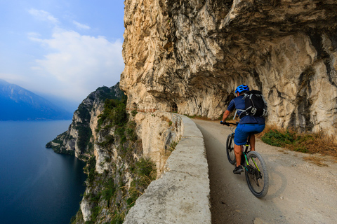 Mountainbike Gardasee